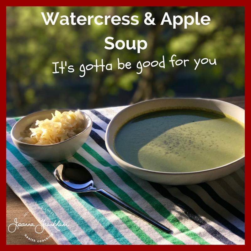 AIP Watercress Soup