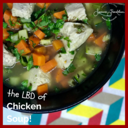 Versatile Chicken Soup