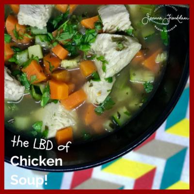 Versatile Chicken Soup
