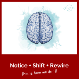 Notice Shift Rewire