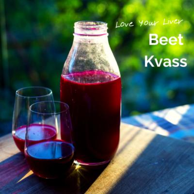 Beet Kvass