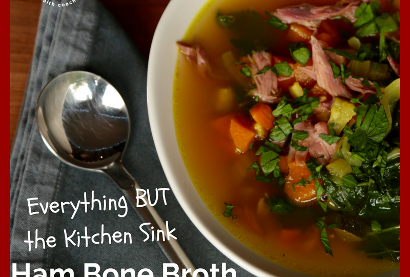 What to do with the leftover Christmas ham bone