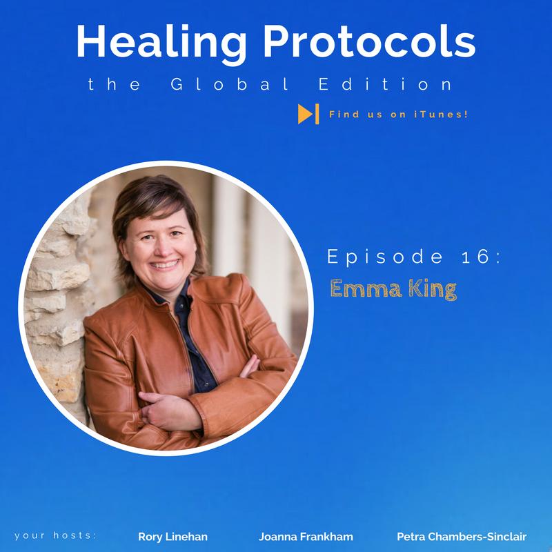 Emma King Healing Protocols Podcast