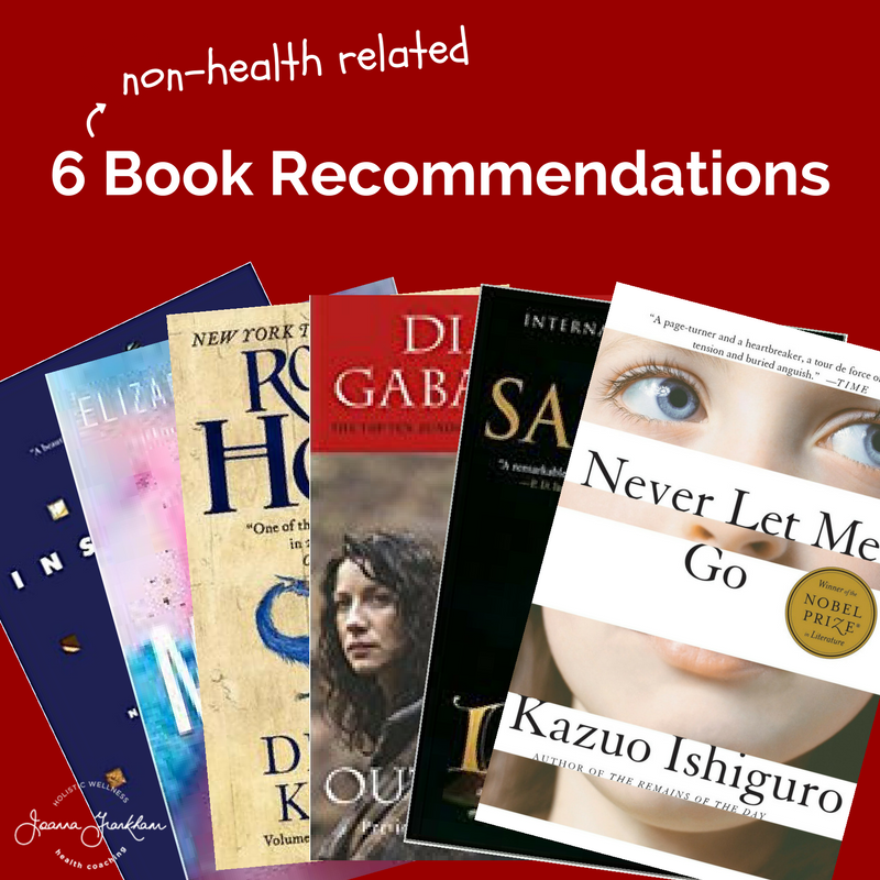 JFC 6 Book Recommendations