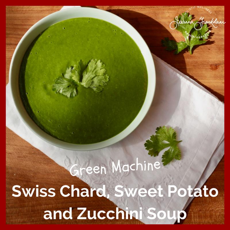 Green Machine Soup
