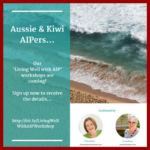 Living Well With AIP Australia NZ Workshops