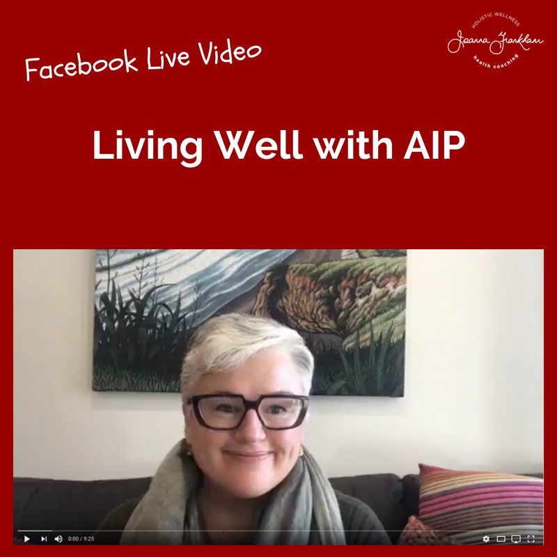 Living Well with AIP
