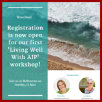 Living Well with AIP Melbourne Workshop