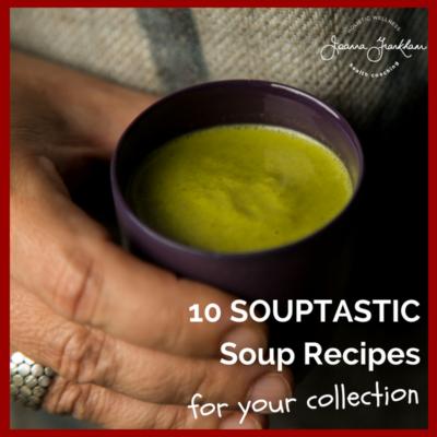 10 Soup Recipes