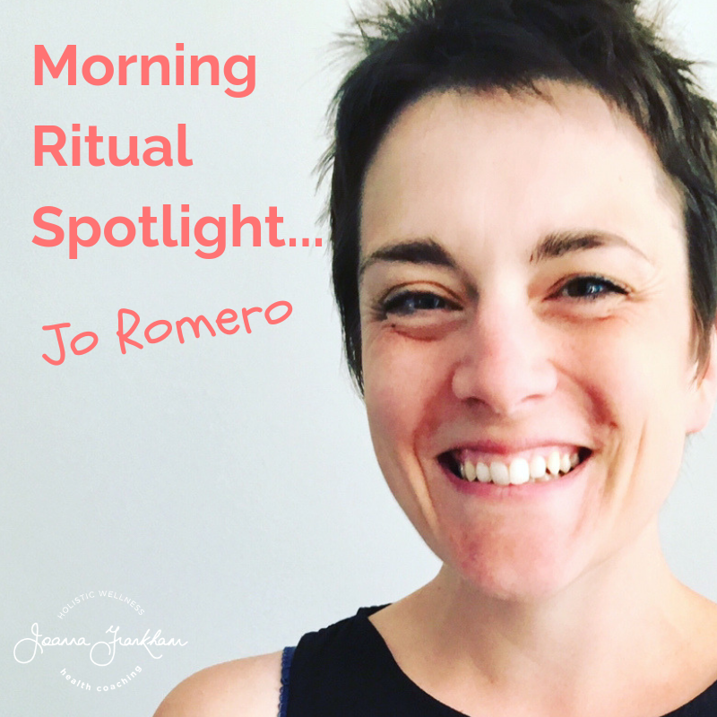 Morning Ritual Spotlight