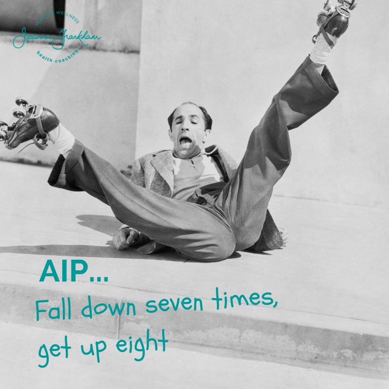 AIP - Fall Down Seven Times