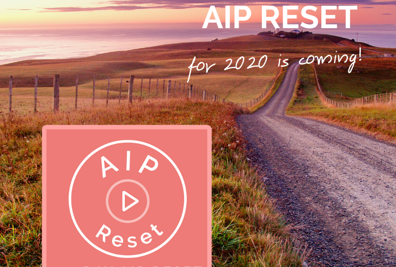 AIP Reset is Coming