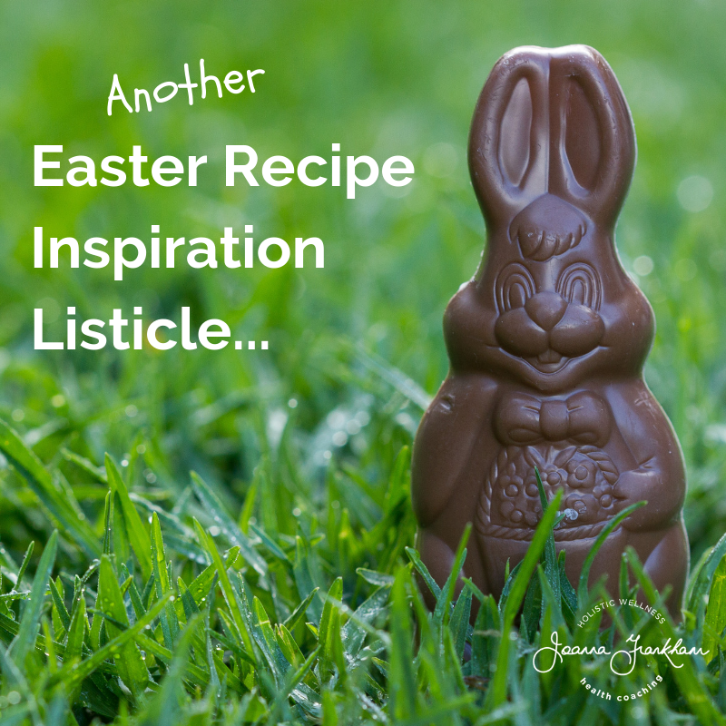 Easter Recipe Listicle