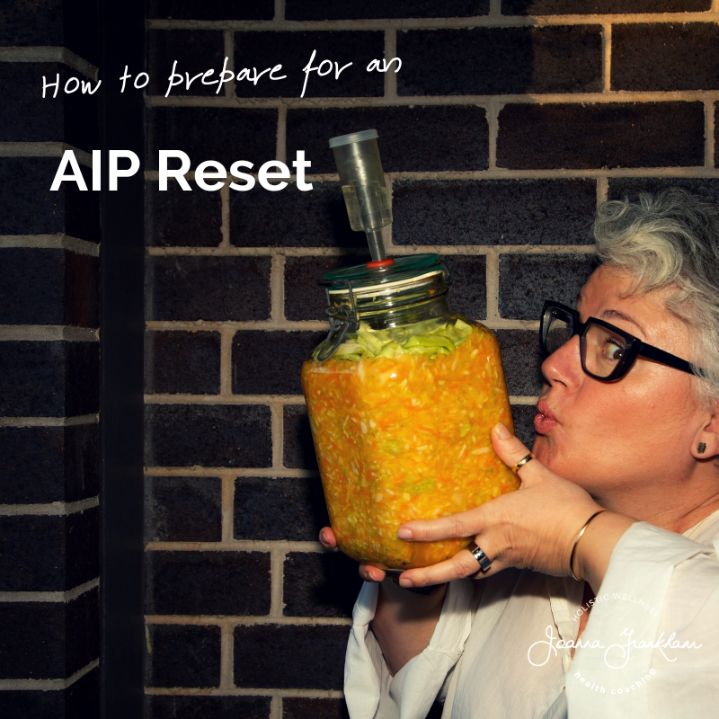 Prepare for AIP Reset