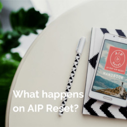 What happens on AIP Reset