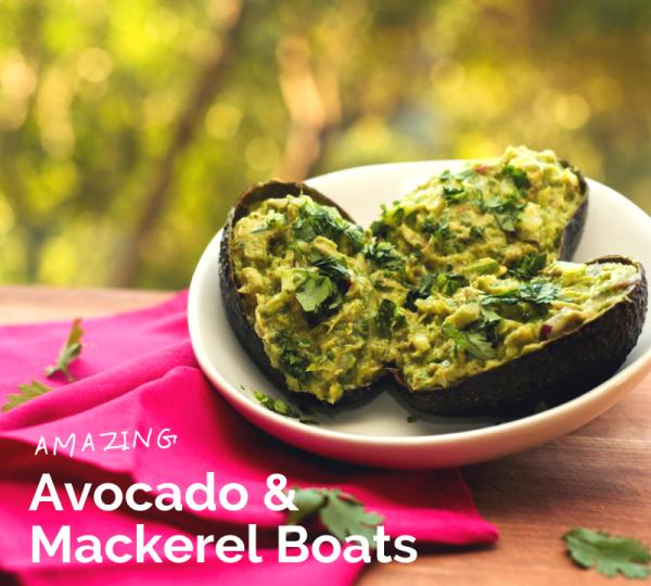 Avocado Mackerel