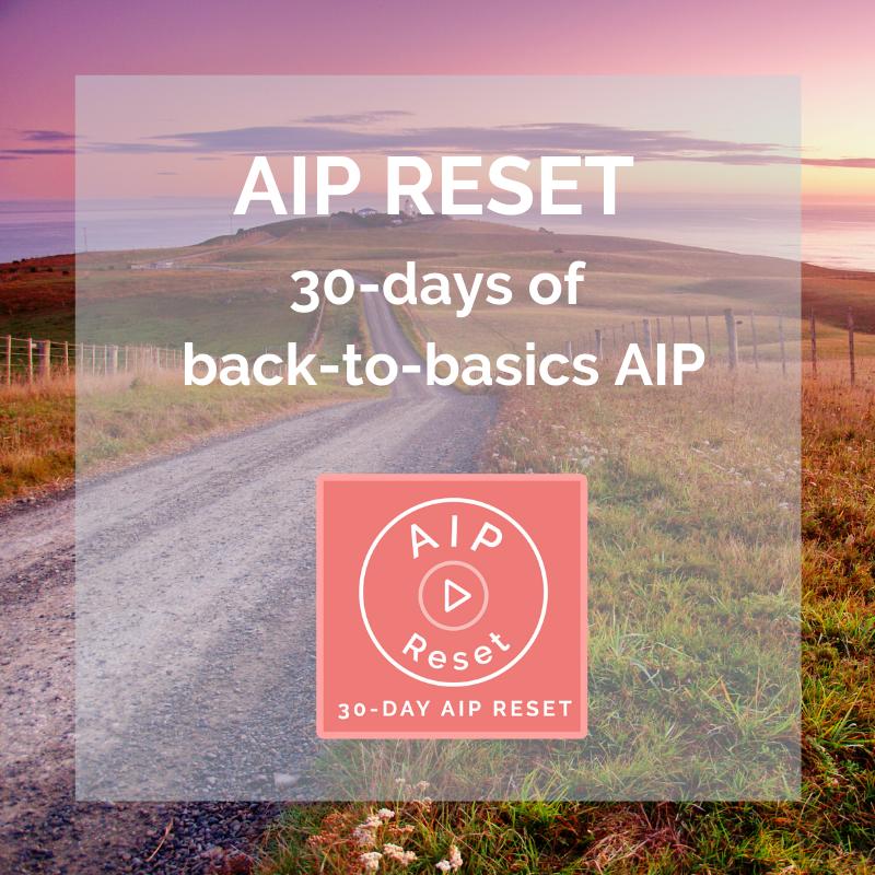 AIP Reset