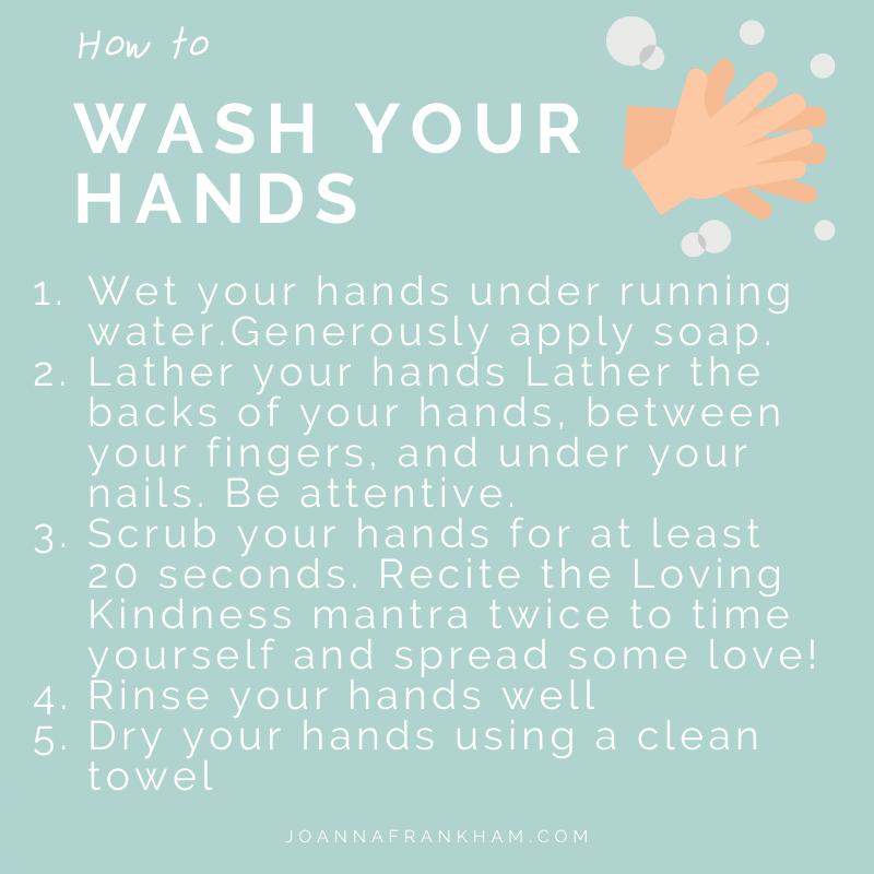 Loving Kindness Hand Wash