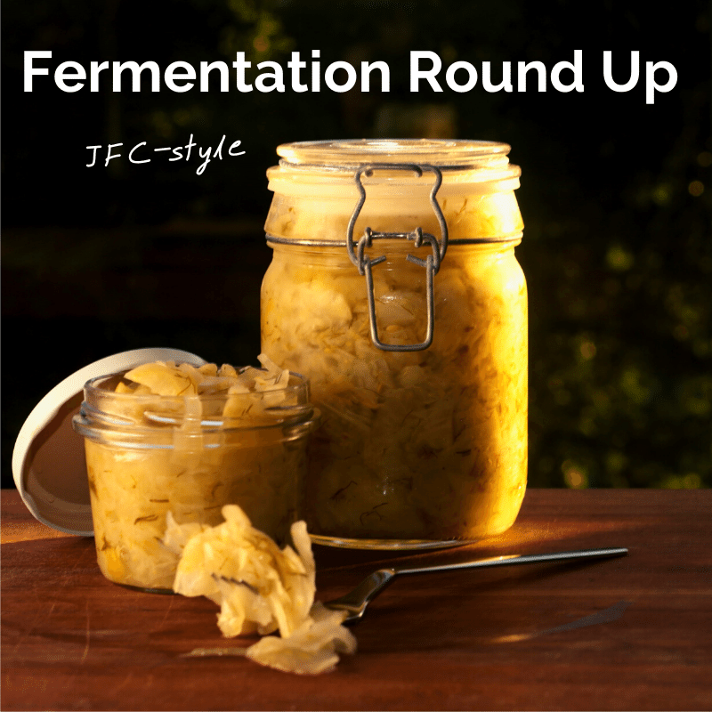 Fermentation Round Up